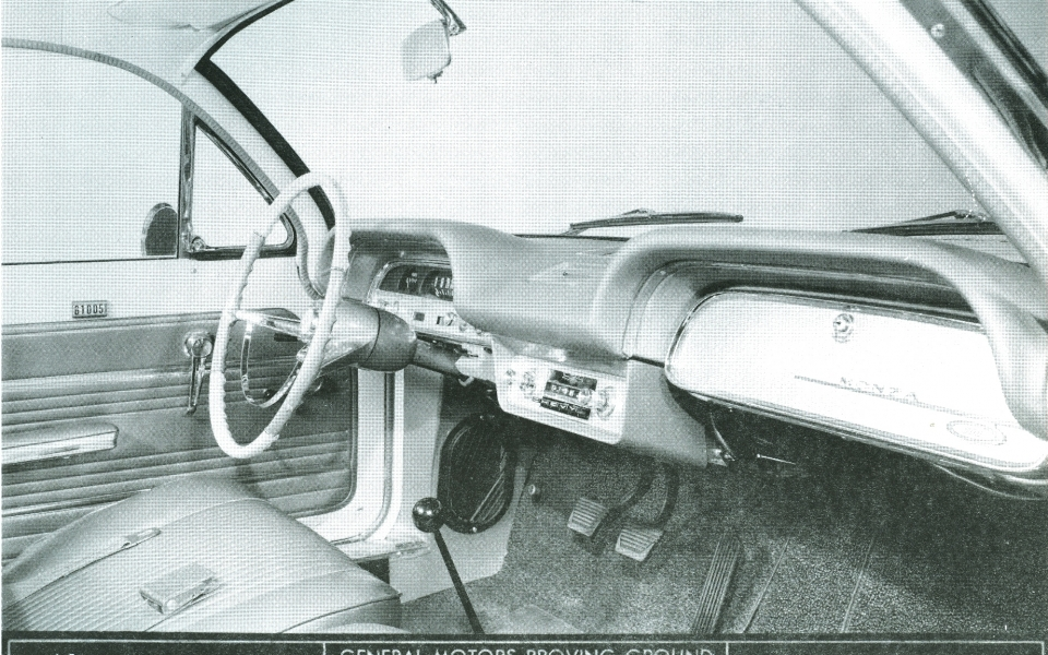 corvair 1961 Monza 3 speed shifter0001